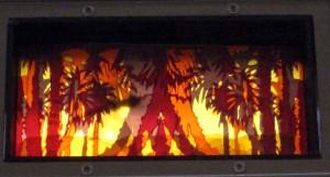 Palm Trees Light